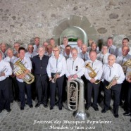15 juillet – Concert de l'Ensemble des Cuivres Broyards
