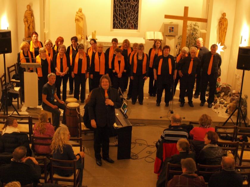 Concert de gospel – The Dirk Raufeisen Singers