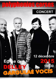 Concert Gagulae Vocis 2015