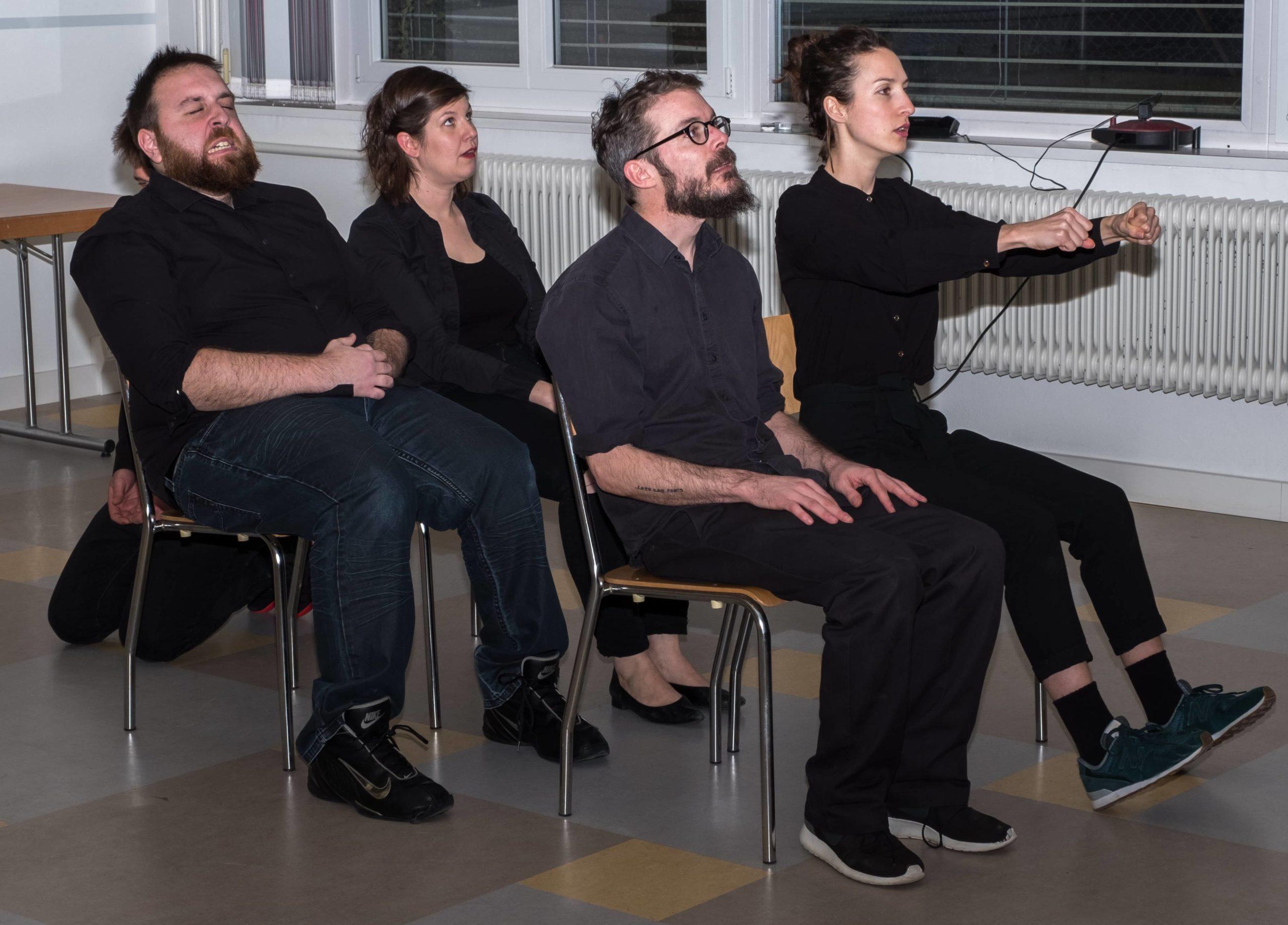 6 mars – théâtre d'improvisation