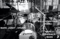31 juillet – Swiss Jazz Trio